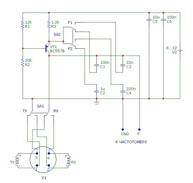 Транзистор в схеме можно